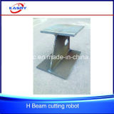 Peb Steel Structure Fully Automatic H OR I L Beam Shaped Steel CNC Plasma Coping /Cutting Drilling Beveling Machine China