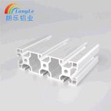 CNC het Zilveren het Anodiseren van de Uitdrijving van het Aluminium Profiel van 4590 Aluminium voor Industrie