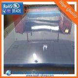 Толщина листа 1.0mm PVC Matt нормального размера 3*6 белая для печатание Silk-Screen