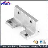 Kundenspezifische Präzision maschinell bearbeitende Aluminium-CNC-Teile für medizinische Ausrüstung