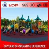 小さい子供のスライド装置、多機能の屋外の運動場装置HD16-039A