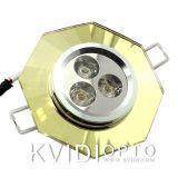 Lampada di cristallo del punto del soffitto del LED (KD-T1664)