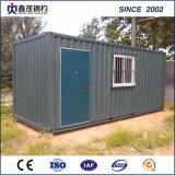 Het norm Geprefabriceerde Huis van de Verschepende Container voor Huis