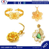 金の銀の金属のための点の宝石類のレーザ溶接機械