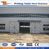 容易鉄骨構造の構築の建物をアセンブルしなさい