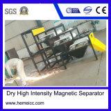 Trockene hohe Intensitäts-magnetische Rollen-Trennzeichen-Mineral-Maschinerie