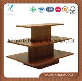 Tableau stratifié par mélamine en bois à gradins personnalisé de l'étalage 3