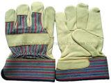 Streifen-Arbeits-Handschuh (CG2012)