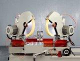 A mitra do dobro da janela de alumínio de Kt-383c viu a máquina de corte de alumínio