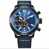 De zes-Speld van de Mensen van horloges de Ware Horloges van de Sporten van de Chronograaf