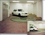 Piattaforma girevole girante dell'automobile di approvazione del CE per parcheggio residenziale