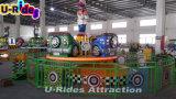 위락 공원 가족 게임 판매를 위한 전기 비행 차 탐