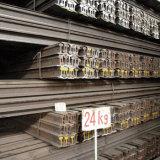 La Chine de haute qualité de fournisseur la lumière des rails de chemin de fer en acier lourdes