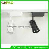 Hot Selling COB White/Black 15W LED Track Light