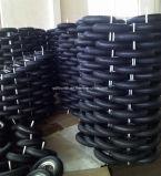 외바퀴 손수레 트롤리 손수레를 위한 압축 공기를 넣은 고무 팽창식 공기 바퀴