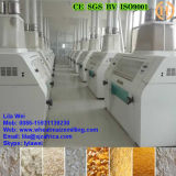 Máquina de trituração do milho do padrão europeu 200t/24h