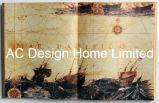 مشهورة فيلم [بو] [لثر/مدف] خشبيّة كتاب شكل جدار فنية