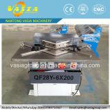 Ângulo de canto hidráulico de Qf28y que entalha a máquina