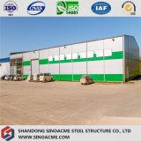 Sinoacme 조립식 가벼운 강철 구조물 건물