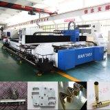 Laser-Ausschnitt-Maschine der Faser-500With1000W für Gefäß