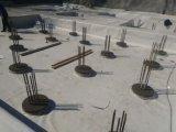 Membrane de PVC de matériau de construction de toit/feuille imperméables à l'eau matérielles de toit
