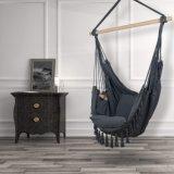 سرير معلّق كرسي تثبيت يعلّب أرجوحة مع جيب كبيرة يترجّح مقادة كرسي تثبيت لأنّ فناء, غرفة نوم, أو شجرة