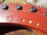 Rodamiento cilíndrico de la matanza de la fila triple para la grúa de correa eslabonada de Sumitomo HS248