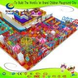 Спортивная площадка опирающийся на определённую тему детей Cirsus раздувная крытая для сбывания