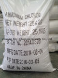 Purezza del cloruro di ammonio 99.5% per uso industriale