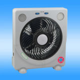 充電式ファン(緊急用ランタン付)( XTC-1227 )