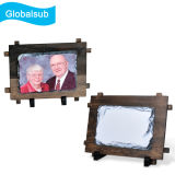 ブランク印刷できる昇華写真の石フレーム