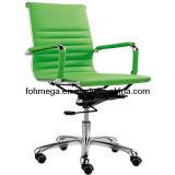 Стул офиса задачи кожаный стула офиса штата конструктора (FOH-MF11-A-01)