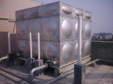 Réservoir de stockage de l'eau du panneau Ss304