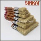 Natural Bristle Flat Brush Bangladesh Pinceau