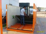 容器のStoageプレハブのFoldable部屋