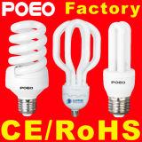 Half Spiral Energy Saving Lamp(반나선형