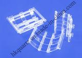 太陽および半導体(unimin材料)のための高い純度の水晶ボート