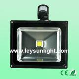 30W LED Projector con PIR Sensor (LS-GYD03)