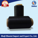 L'usura senza giunte dell'alto filato di nylon di stirata 70d/24f del commercio all'ingrosso 100% ha coperto i filati