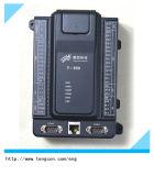 PLC Controlemechanisme t-950 (4AI, 2AO, 14DI, 12DO) met RS485/232 en RJ45 Mededeling