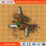 漫画のBeaitifulの屋外の運動場のおかしいスライド装置(HD-MZ052)