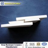 Aços soldáveis de ladrilhos de cerâmica de óxido de chapa de desgaste com ranhura andorinha