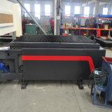 500W CNC Máquina de corte láser de fibra de acero inoxidable