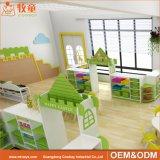Le bois éducatif d'étude d'enfants badine les meubles matériels de jardin d'enfants de contre-plaqué de meubles