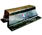 Cuscino ammortizzatore di gomma dell'arco eccellente migliore cuscino ammortizzatore marino (TD-BPE)