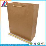 Bolso de empaquetado de Kraft del fabricante de Guangzhou de la ropa clásica del papel
