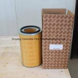 Filtro de aire 23782352 usado en compresores de aire del IR
