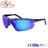 Óculos de sol do PC da proteção do esporte UV400 do desenhador de moda dos homens (14363)