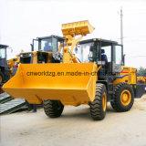 maquinaria de construcción China cargadora de ruedas ZL30