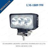 """車LED作業ライト9W 4.3 """" 12V極度の明るい"""